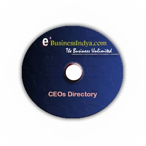CEO indians Database CD, Indian CEO's Directory CD