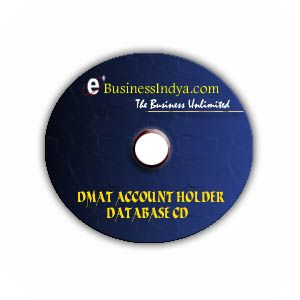 demat account holders database