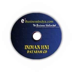 indian hni database cd