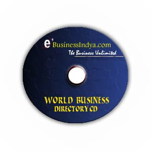 world business directory cd