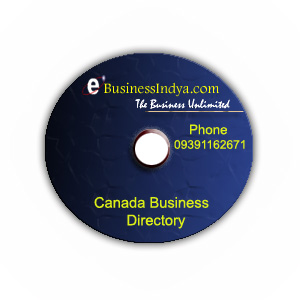 CA Canada Business Directory CD