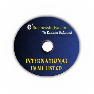 international email directory cd