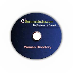 All India Women/Female Directory cd